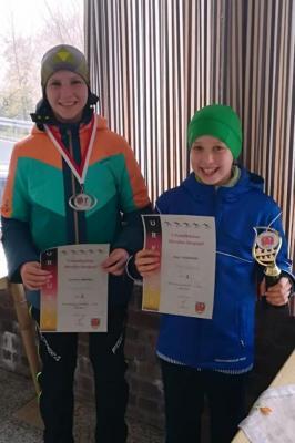 Foto zur Meldung: Haselbacher-Skiroller-Berglauf