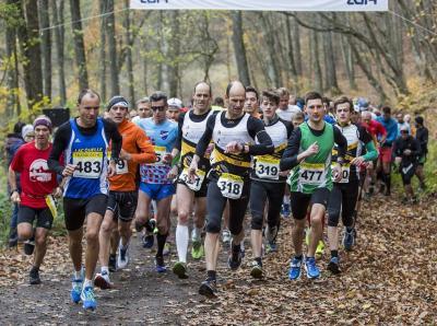 Foto zur Meldung: Zeiler Waldmarathon