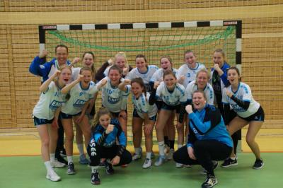 Foto zur Meldung: A-Jugend des HSV 04 verteidigt die Tabellenführung in der Brandenburgliga