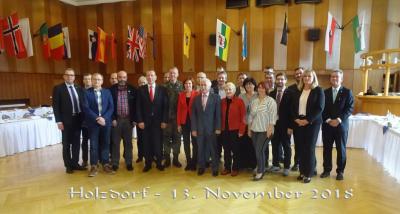 Vorschaubild zur Meldung: Zweite länderübergreifende Tagung der Landkreise und Städtebünde