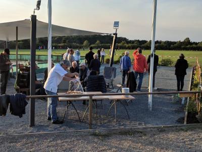 Vorschaubild zur Meldung: Boulespielen im SV Fuhrberg