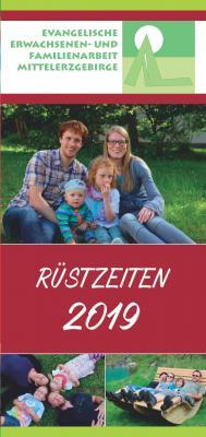 Vorschaubild zur Meldung: Rüstzeitflyer der Familienarbeit 2019 erschienen