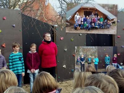 Foto zur Meldung: Ereignisreicher Schultag