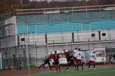 Foto zur Meldung: + + + Fußball Landesliga 13. Spieltag + + +