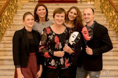 Foto zur Meldung: Demografiepreis für Holzhaustheater Zielitz