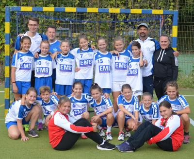 Foto zur Meldung: D1-Jugend mit erfolgreichen Spielen in Dallgow-Döberitz