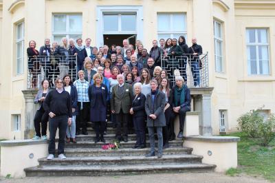 Foto zur Meldung: 65 Experten trafen sich zur Achten Konferenz zu Menschen- und Kinderrechten in pädagogischen Beziehungen in Reckahn