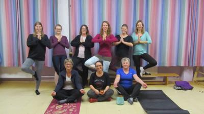 Foto zur Meldung: KDFB Blaibach - Fitness für Körper und Geist