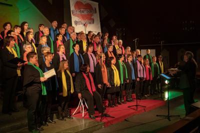 Vorschaubild zur Meldung: Heart-Chor Simmern begeistert die Zuhörer