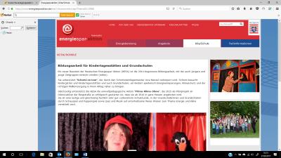 Vorschaubild zur Meldung: Pressemitteilung der Hess. Energiespar-Aktion vom 10.12.2018: HESA-Angebote für Kitas und Grundschulen mit Energie- und Umwelttipps