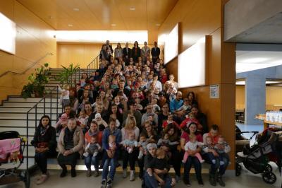 Vorschaubild zur Meldung: Babyempfang der Stadt Hildburghausen