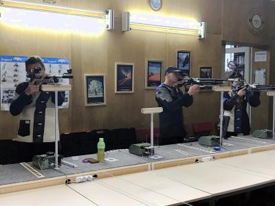 Vorschaubild zur Meldung: 2.Wettkampftag der Auflagenverbandsliga Staffel Süd in Dessau