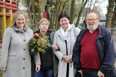 "Foto zur Meldung: ASB-Hort ""Finkenkruger Rappelkiste"" feierte 10-jähriges Jubiläum"