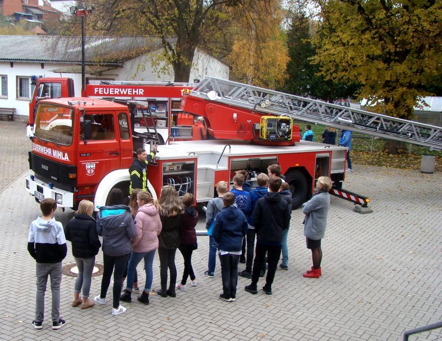 Verwaltungsgemeinschaft Hainich Werratal 2 Feuerwehrtag In Der