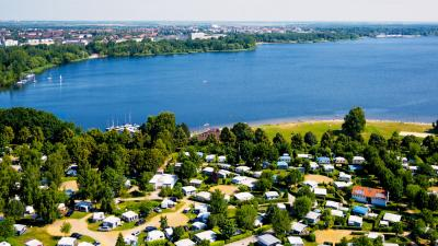 Foto zur Meldung: Nach ersten Hochrechnungen wird das Jahr 2018 das bislang touristisch erfolgreichste am Senftenberger See im Lausitzer Seenland