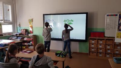 """Vorschaubild zur Meldung: """"Neue Tafel"""""""