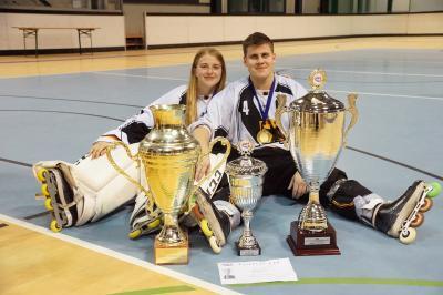 Vorschaubild zur Meldung: 2 Panther werden Europameister