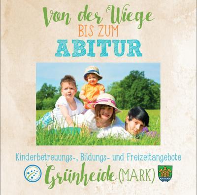 """Vorschaubild zur Meldung: Neue Broschüre """"FAMILIENWEGWEISER"""""""