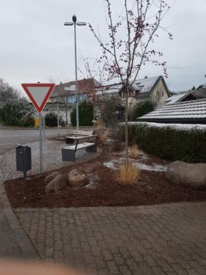 'Dorfplätzle' in Niederhof