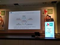 Prof. Rüdiger Reer spricht auf der MMSC