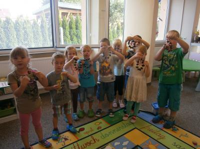 Foto zur Meldung: Bunte Wochen voller Herbst in den Kindereinrichtungen der Gemeinde Niederer Fläming