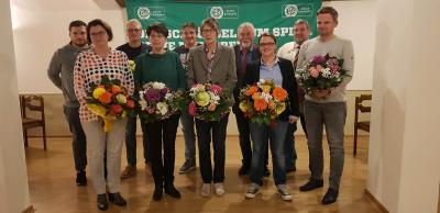 Foto zur Meldung: NFV-Heidekreis - Ehrenamtspreisvergabe 2018 -  Dennis Bartz unter den Geehrten