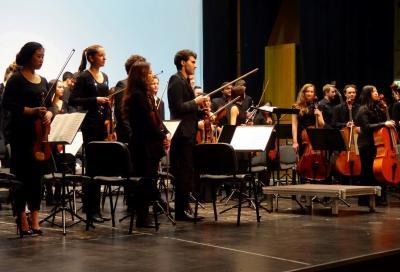 Vorschaubild zur Meldung: Beethovens 5. Sinfonie zum Neujahrskonzert