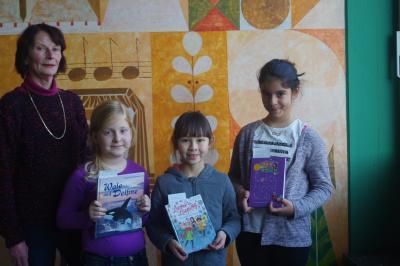 Foto zur Meldung: Buchpreise für die besten Leser