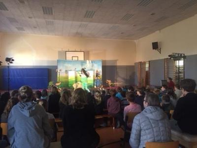 Vorlesetag Grundschule Dahme 2018