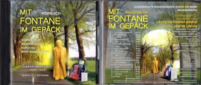 """Vorschaubild zur Meldung: Hörbuch """"Mit Fontane im Gepäck"""""""