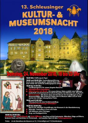 Foto zur Meldung: RÜCKBLICK: Museumsnacht und Eröffnung der Sonderausstellung