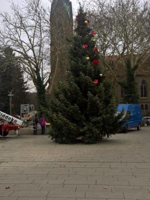 Foto zur Meldung: Weihnachtsmarkt Holzwickede