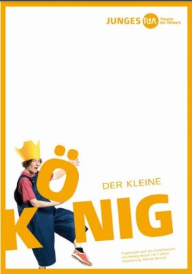 Vorschaubild zur Meldung: Der kleine König - Puppenspiel anlässlich des 25. Genthiner Weihnachtsmarktes im Rathaus