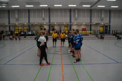 Foto zur Meldung: Die erste Saisonniederlage für die A-Jugend des HSV04