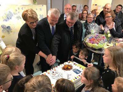 Vorschaubild zur Meldung: Stadt Wächtersbach – Elisabeth-Curdts-Kindertagesstätte erweitert