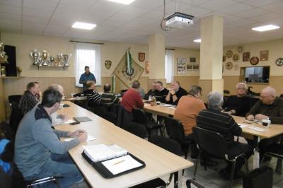 Vorschaubild zur Meldung: Fortbildung von Übungsleitern / Trainer  im Wittenberger Schießsportzentrum