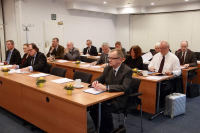 LFB-Mitgliederversammlung in Potsdam