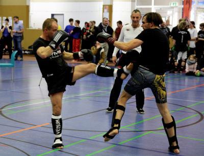 Foto zur Meldung: Ostdeutsche Meisterschaft der Deutsch- Asiatischen Kampfkunstorganisation DAKO/ IMAF