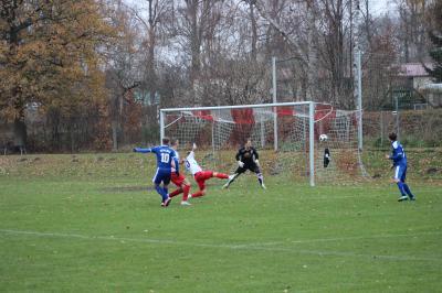 Foto zur Meldung: + + + Fußball Landesliga West 14. Spieltag + + +