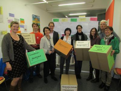 Foto zur Meldung: Der Verein Generationentreff LebensWert verfolgt weiterhin sein Schwerpunktziel, die Gestaltung des demografischen Wandels