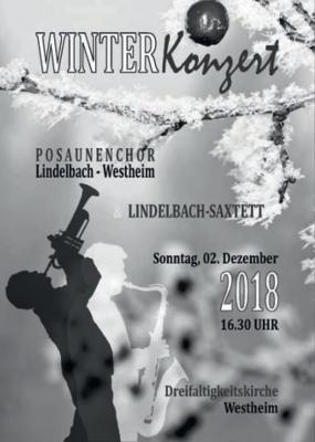 Vorschaubild zur Meldung: Herzliche Einladung zum Winterkonzert!