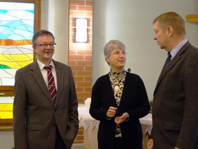 Foto zur Meldung: Synodale in der Lausitz verabreden Neuordnung der Kirchenkreise
