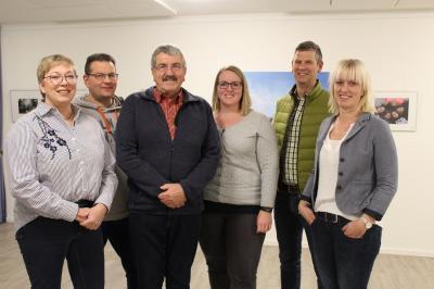 Foto zur Meldung: Schafflunder Wählergemeinschaft mit neuem Vorstand