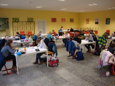 Foto zur Meldung: Mathematikolympiade in Golzow