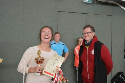 Vorschaubild zur Meldung: Kreisfinale Jugend trainiert Volleyball WK II in Senftenberg