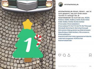 Der Adventskalender auf Instagram