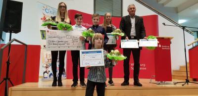 Foto zur Meldung: Sportlerehrung und Weltcupsieg für Juliane