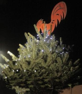 Vorschaubild zur Meldung: Eine schöne Adventszeit wünscht die Schnakenbeker Feuerwehr!