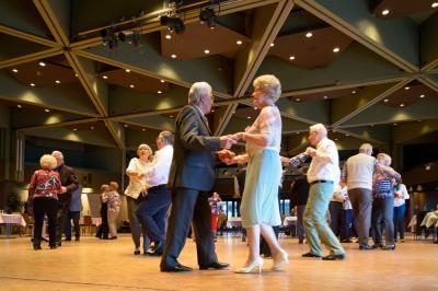 Impressionen vom Tanztee, Foto: Daniel Schweinoch, Maintal