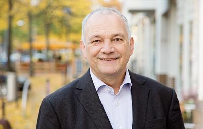 Hans Leister wird beim Bürgerforum erwartet. © Innovers GmbH